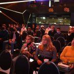 Közönség a 3. CINEMIRA díjátadóján. Fotó: Posztós János